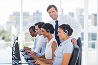 customer care team image