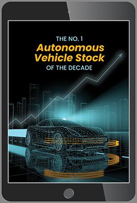 The No. 1 Autonomous Vehicle Stock of the Decade image