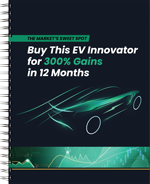Buy This EV Innovator for 300% Gains in 12 Months