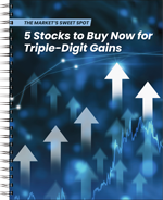 5 Stocks to Buy Now for Triple-Digit Gains