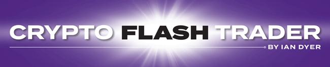 Crypto Flash Trader Logo